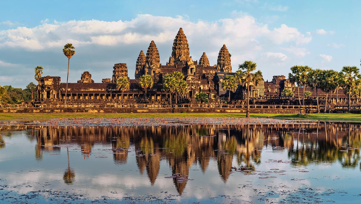 Discover the beauty Siem Reap