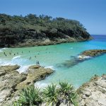 A romantic weekend away in Stradbroke Island