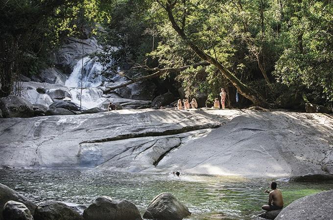 Josephine Falls - Queensland