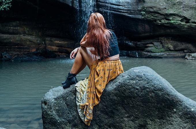 Buderim Falls - Queensland