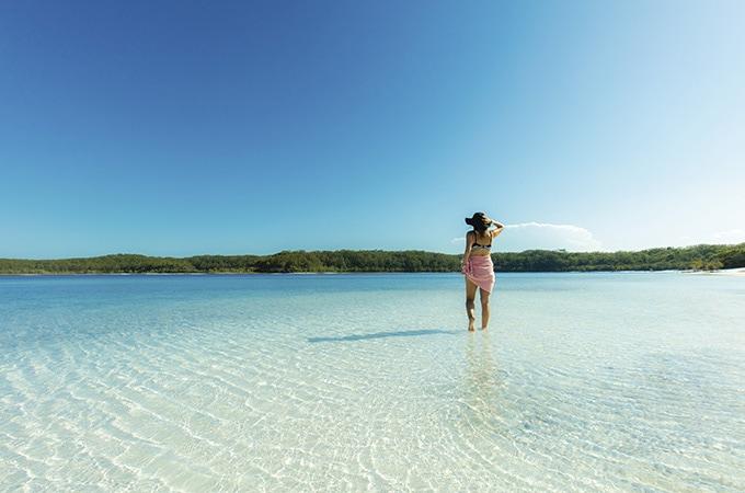 Lake McKenzie - Queensland