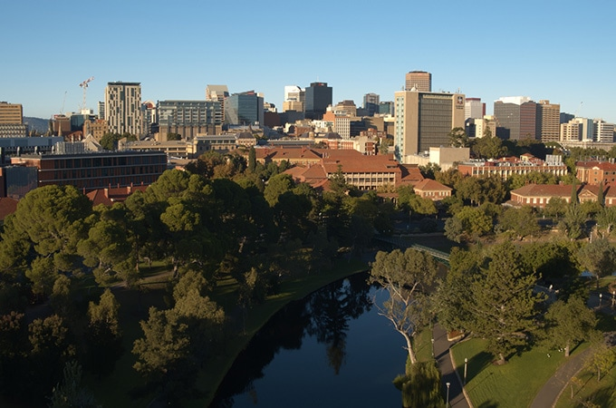 48 hours in Adelaide