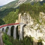 A Rail Affair in Europe