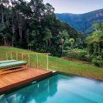 NSW rainforest accommodation for romantics