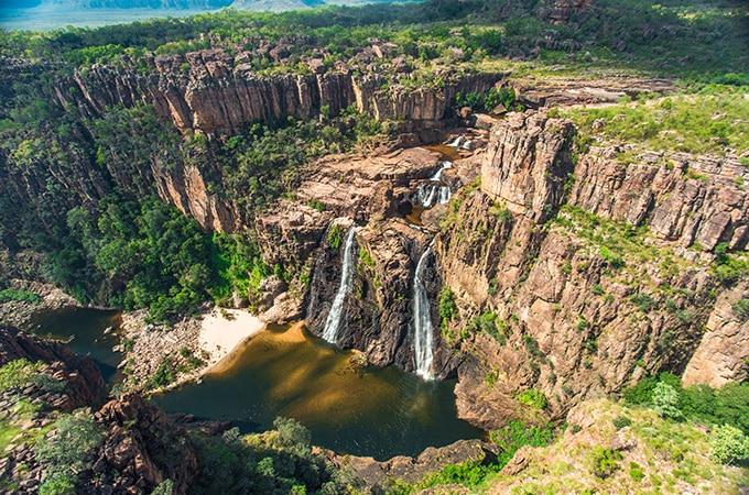 Twin Falls Kakadu - Australia