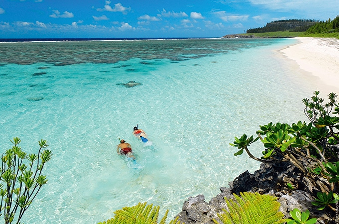 New Caledonia - dreamy destinations
