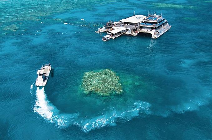 Agincourt Reef - Australia