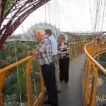 Trevor and Paulene Visit- Singapore