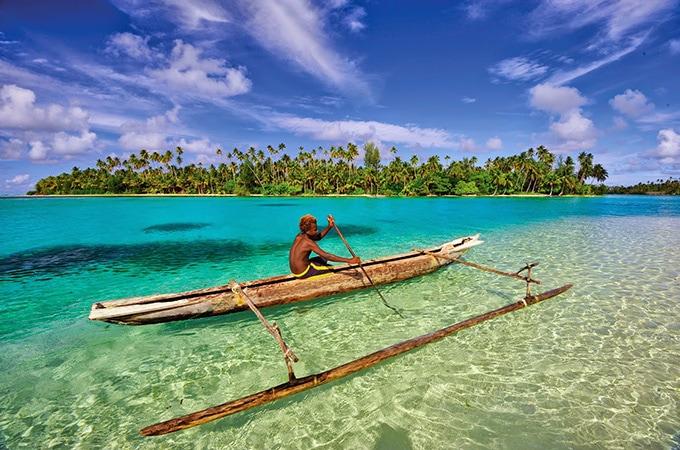Papua New Guinea, dreamy destinations