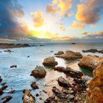 California love: Romance in the sunny state