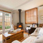 Coastal cottage accommodation in Victoria