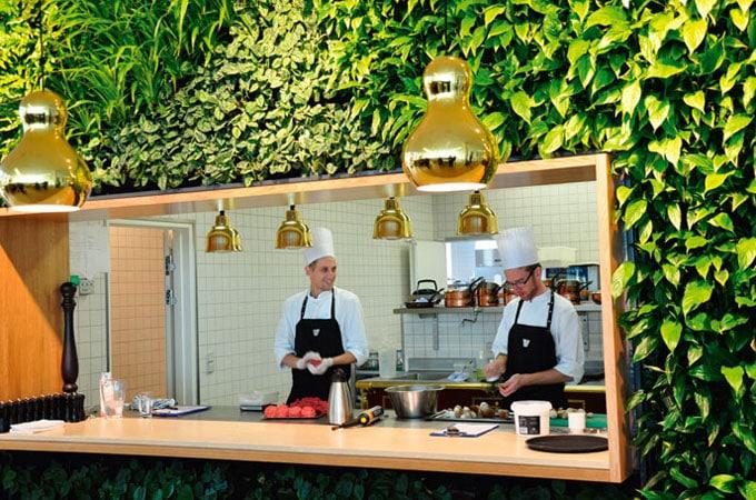 Restaurant Bella Sky Copenhagen