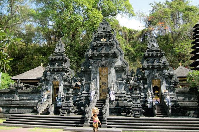 The Bat Cave Temple of Goa Lawah, Bali