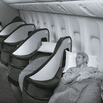 Fly first class for your honeymoon