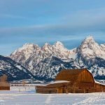 Welcome to Wyoming, a Haven for Couples in Wintertime