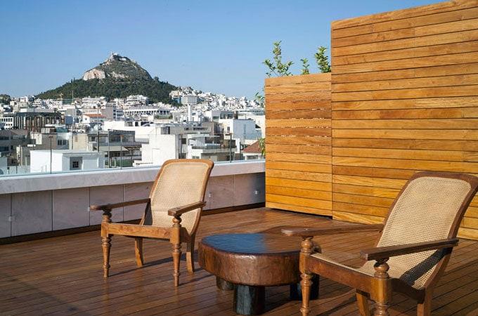 Nice Hotel - Athens