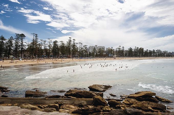Beach Getaway Manly Beach