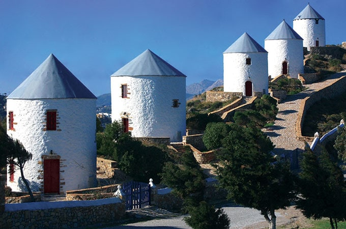 Leros - Greek Islands