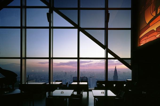 New York Bar, Park Hyatt Tokyo, rooftop bars