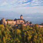 TOP 10 Medieval Castles in France