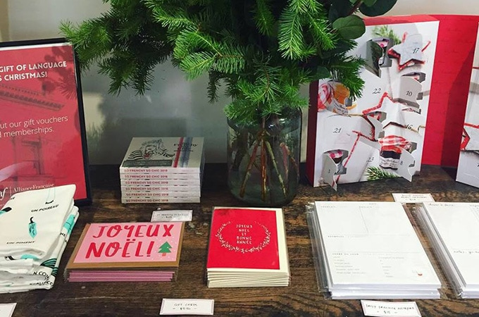 Alliance Francaise French Xmas Market - christmas markets