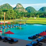 Checking in @ Club Med Guilin