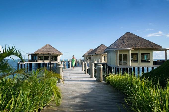 Coconuts Beach Club Resort & Spa Samoa