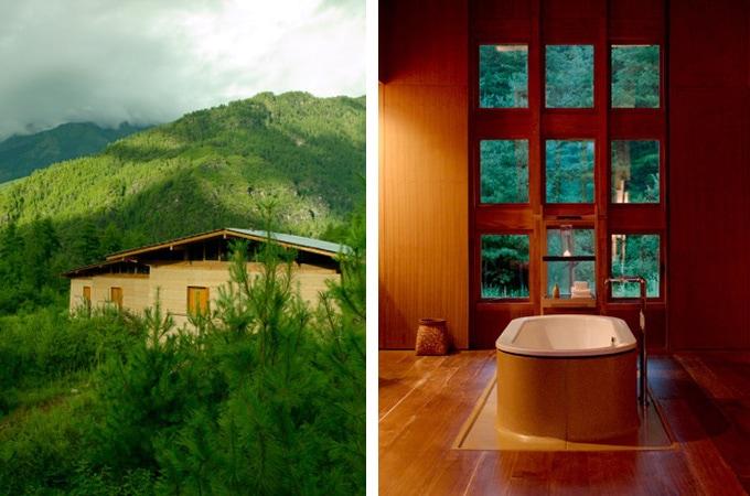 Amankora's Gangtey Lodge - luxury travel