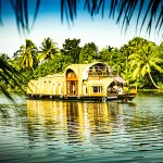 Life in the slow lane: Cruising Kerala