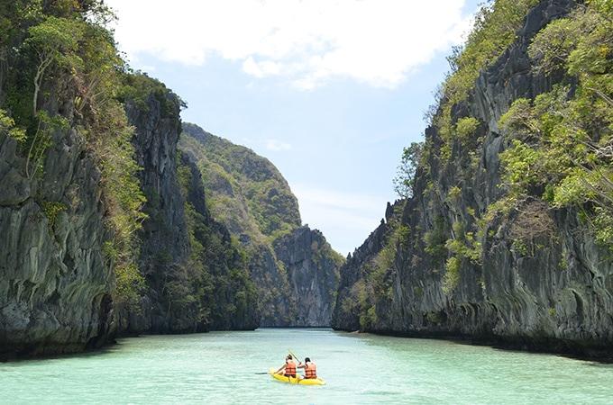 Big Lagoon, Palawan