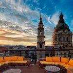 Bar-hopping in Budapest