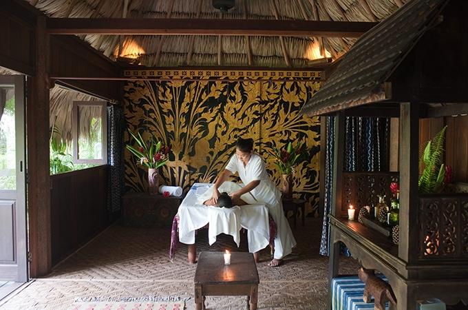 Blancaneaux Lodge - celeb hotels
