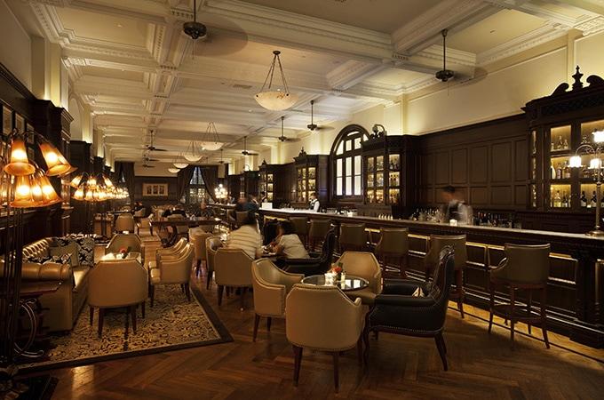 The Long Bar Waldorf Astoria Shanghai