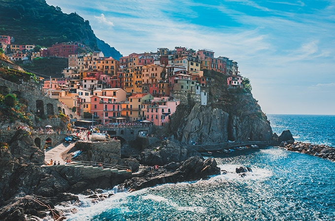 Cinque Terra, Tuscany