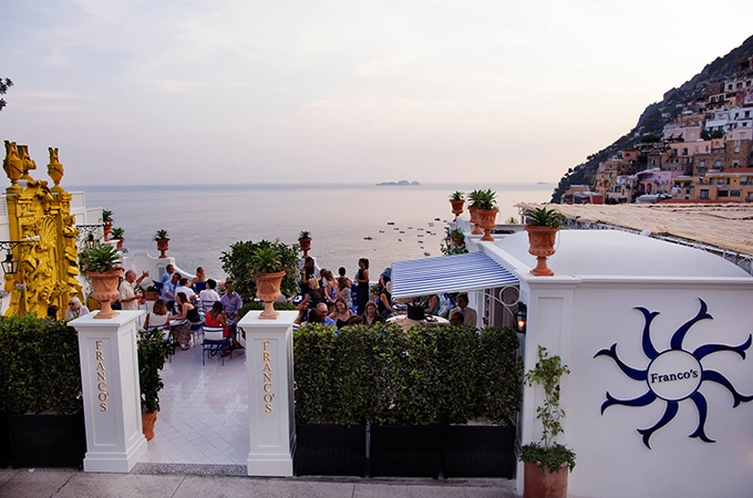 rooftop bar, italy