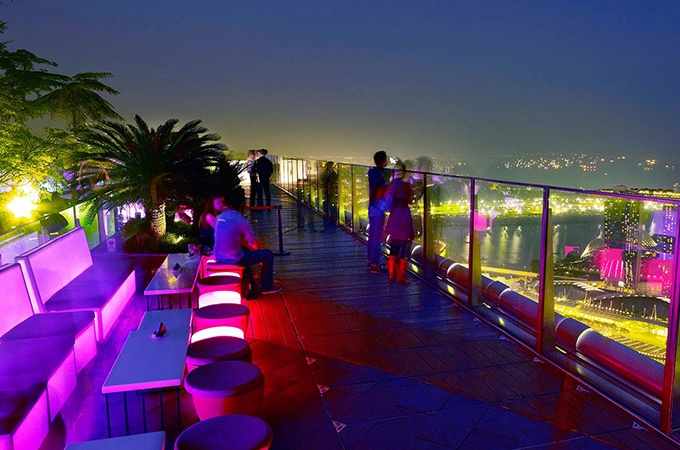 1-Altitude, Singapore, rooftop bars