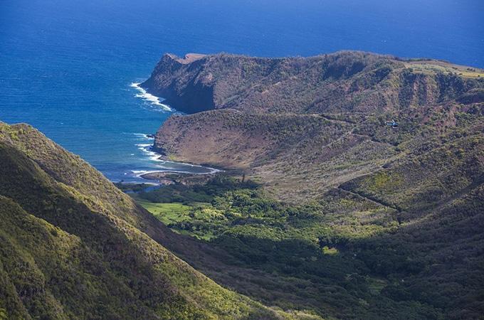 Halawa Valley, Molokai - digital detox