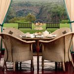 Room for Two: The Victoria Falls Hotel, Zimbabwe