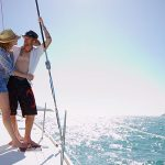 Cruising Tropical Queensland's Whitsunday Islands