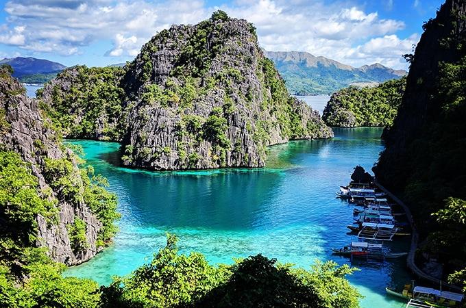 Kayangan Lake, Coron Palawan