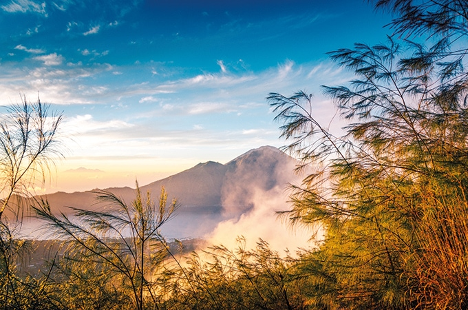 Lake Batur and Kintamani Volcano - Bali