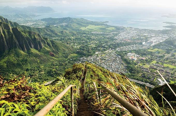 Oahu - romantic destinations 2018