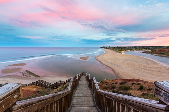 Beach Getaway Port Noarlunga Beach