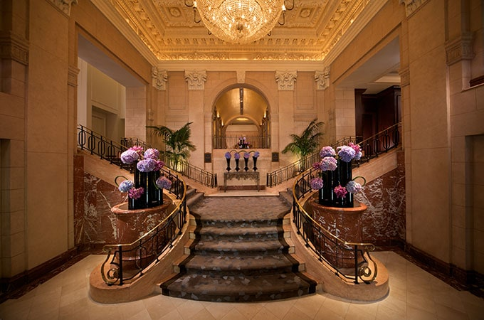 The Peninsula Hotel, New York