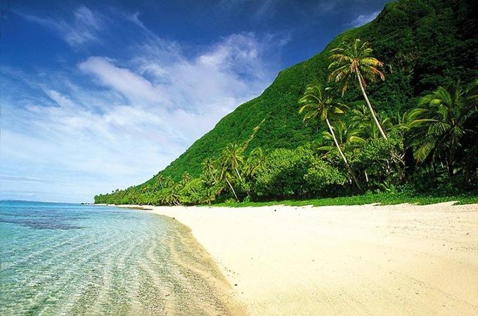 American Samoa - digital detox