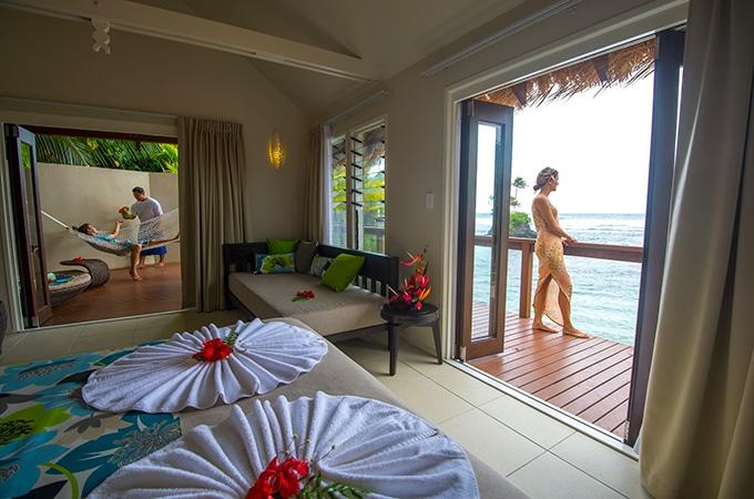 Beachfront villa - Samoa