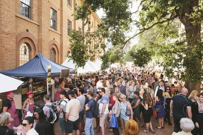 Christmas Fare Sydney - christmas markets