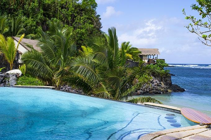 Seabreeze Resort - Samoa