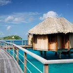 Top 5 romantic overwater bungalows in Tahiti