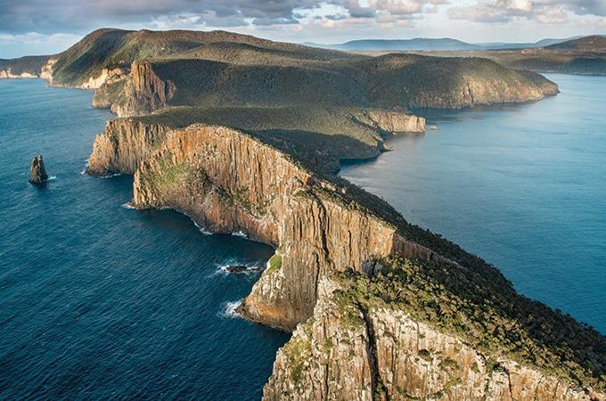 Tasmania - romantic destinations 2018